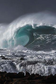pinterest.com/fra411 #ocean #wave