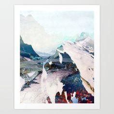 Untitled 20131108w (Landscape) Art Print