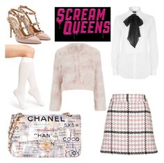 Scream quena by vane-siano on Polyvore featuring polyvore and art