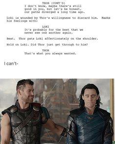 Haha Loki. In yo face