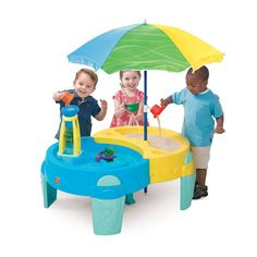 Sand Table Set Cover Water Play Beach Tray Toys Lid Umbrella Kids in Toys & Hobbies, Outdoor Toys & Structures, Sand & Water Toys, Sandbox Toys and Sandboxes Kids Water Table, Sand And Water Table, Water Tables, Sand Table, Table Activities For Toddlers, Water Play Activities, Preschool Activities, Activity Toys, Outdoor Toys