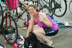From Fat To Finish Line: My First Triathlon Race Recap: The Swim