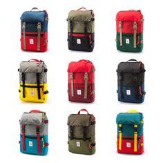 The Rover Pack, now available in nine colors!