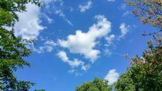 Certi squarci di cielo non hanno bisogno di filtri  #sky #clouds #cielo #spring #primavera #amazing #love #aprile #beautiful #nofilter #milano #nature #rcfoto #bestoftheday #samsung #iphonesia #italia #sunny #yesterday #up #blue #green #yellow #colors