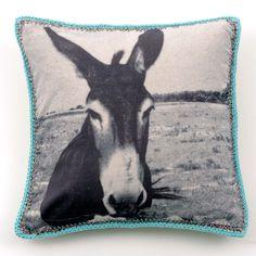 Image of Donkey Pillow