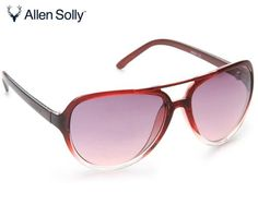 Allen Solly brings you the most elegant pair of sunglasses for an iconic look, ditch the outdated sunglasses and upgrade your accessory collections by this sophisticated pair of sunglasses, it is one of the most popular sunglasses in terms of style and vogue.