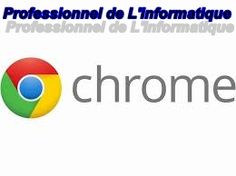 المتصفح  google chrom