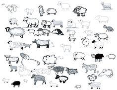 Aaron Koblin: Crowdsourcing Sheep