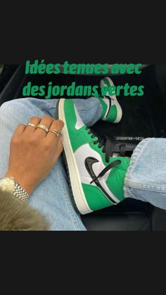 Asics, Fall Outfits, Air Jordans, Sneakers, Basket, Ootd, Fashion, Green, Organization
