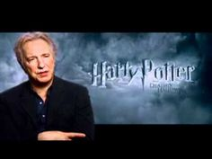 Alan Rickman Interview - Harry Potter & The Deathly Hallows