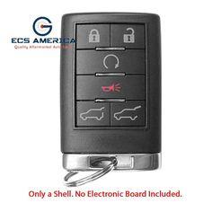2007- 2011 Cadillac Escalade Remote Shell 6B