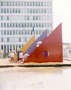playscapes: Recraforms: mid-century play sculptures by Mary Preminger