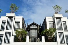 The Siam, Bangkok, Thailand. Architect Bill Bensley. The Conservatory