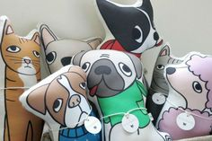 Turn Your Dog's Doppelganger Into a Super-Cute Pillow - GoodHousekeeping.com
