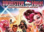 Monster High Trailer Pelicula sustos camara accion | Juegos Monster High - jugar online