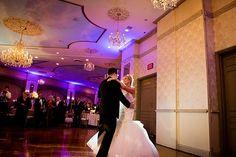 Mansion on Main Street Wedding | lavender white wedding Love this elegant wedding venue reception in South Jersey. #weddingvenues #jerseyvenues #jerseyweddings #voorhees #mansiononmain