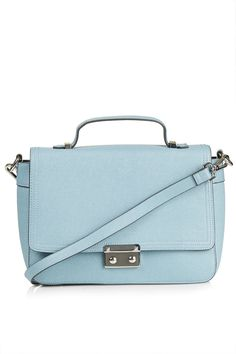 Saffiano Satchel by Topshop - Found on HeartThis.com @HeartThis