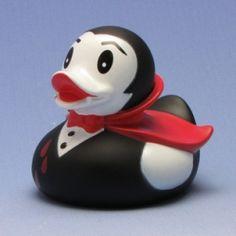 Quietscheente Dracula auf Duckshop.de kaufen