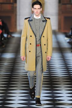Tommy Hilfiger Fall 2013 Menswear Collection Slideshow on Style.com