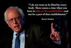 DEM 2016 Bernie Sanders