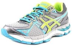 Asics Gt-3000 3 Round Toe Synthetic Running Shoe. Trail Running Shoes d108c27f3