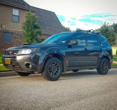 ('09-'13) Overland Build Thread - Page 9 - Subaru Forester Owners Forum