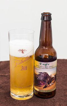 Alpha Eagle. Golden Ale. 5.1º