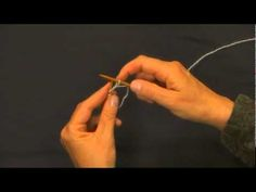 How to Knit Traditional Estonian Lace Shawl with Nancy Bush - YouTube