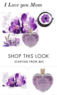 W&M by spiridoula-980 on Polyvore featuring beauty and Vera Wang