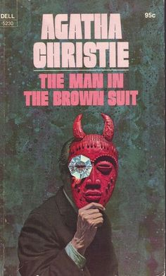 The Man In The Brown Suit ** by Agatha Christie