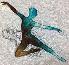 "Kate Themel - Dancer 1 8"" x 10"""
