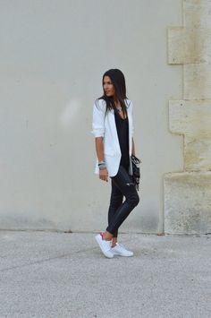 blog mode pantalon similicuir zara