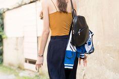 Milan Fashion Week SS17: Models Off Duty