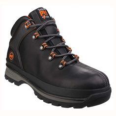 fba5c7d6 Timberland Pro Splitrock XT Water Resistant Premium Black Leather Unisex  Safety Boots 12 Размер, Походные
