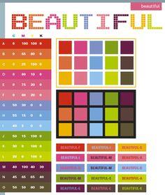 Color Schemes | Beautiful color schemes, color combinations, color palettes for print ...