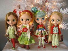 Christmas ~ Blythe  Christmas