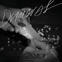 diamonds albumn art <3