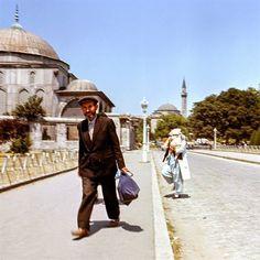 1971 yılından İstanbul fotoğrafları