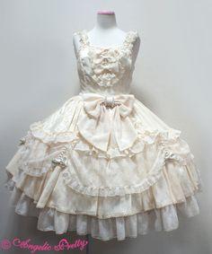 Angelic Pretty Blossom Princessジャンパースカート