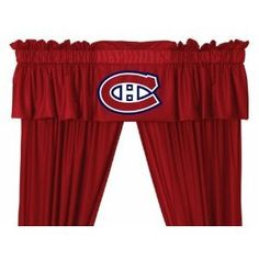 Montreal Canadiens Window Valance from Team Sports. Click now to shop NHL Home Window Treatments. Louisville Cardinals, Michigan State Spartans, Ohio State Buckeyes, Wisconsin Badgers, Valance Window Treatments, Valance Curtains, Valances, Texas Tech Red Raiders, Montreal Canadiens