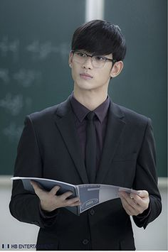 "Kim Soo Hyun ♡ #KDrama //  ""You Came From The Stars"""