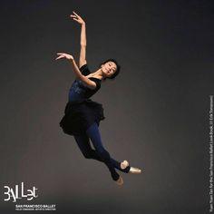 Yuan Yuan Tan, San Francisco Ballet Look Book. © Erik Tomasson