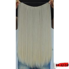 hair extensions white girls 100 hair piece fiber in hairpiece cabelo blonde straight weaving 20inch 50g tan color 16 and 613