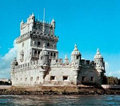 Belém Tower or the Tower of St Vincent is a fortified tower located in the civil parish of Santa Maria de Belém in the municipality of Lisbon, Portugal.