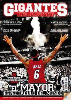 Revista mensual de baloncesto, español e internacional. http://www.gigantes.com/
