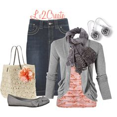 """""""Dressing Up Casual"""" by lv2create on Polyvore"""