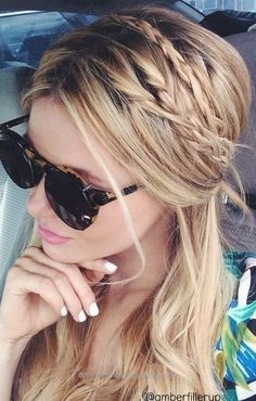 awesome 25 Nette Boho Frisuren können Sie auch probieren … awesome 25 Cute Boho Hairstyles You Can Also Try # Also # Can Good Hair Day, Great Hair, Awesome Hair, Pretty Hairstyles, Braided Hairstyles, Hairstyle Ideas, Quick Hairstyles, Summer Hairstyles, Prom Hairstyles