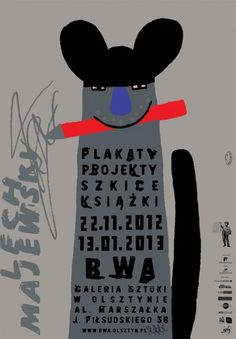 Lech Majewski - posters, books, illustrations Lech Majewski - plakaty, projekty, ksiazki Majewski Lech Polish Poster.pl