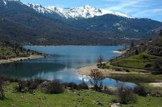 Lac de Calacuccia est un lac du département de Haute-Corse situé à 793 m d'altitude, au sud de Calacuccia, formé par un barrage sur le Golo.
