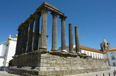 Private Évora Tour from Lisbon Explore the wonderful city of Évora to see the Roman ruins and learn about the city's rich history. Visit the Cathedral of Our Lady of the Assumption, the 'Igreja São Francisco de Assis, the Chapel of Bones, and the Cromeleque dos Almendres. Visit the Saint José de Peramanca Vineyard for a delicious wine-tasting.Depart from Lisbon, and travel through the beautiful countryside of Alentejo. When you arrive in Évora...